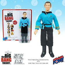 Big Bang Theory - Star Trek: Sheldon 8-Inch Action Figure as Spock (mego)