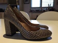Marks and Spencer Women's Snakeskin Court Shoes