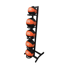 FXR SPORTS COMMERCIAL MEDICINE BALL RACK GYM FITNESS SLAM BALL - VARIOUS SETS