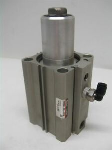 SMC MKB50-20L-XC18 Rotary Clamp Cylinder 50 MM Bore 20 MM Stroke