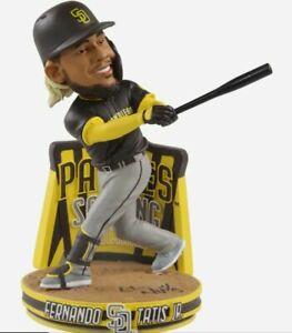 "FERNANDO TATIS JR. SanDiego Padres ""Scoring Machine"" Rookie Bobblehead, MLB"