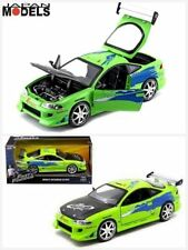 Fast & Furious BRIAN'S MITSUBISHI ECLIPSE Die Cast 1/24 Jada Toys 97603 Nuovo