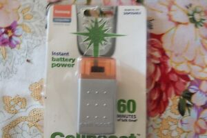Cellboost Instant Battery Power for Cell Phone 60 Minutes Talk Time Model No SG1