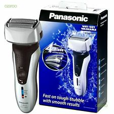 Panasonic 4-Blade Men's Electric Shaver Wet/Dry with Flexible Pivoting Foil Head