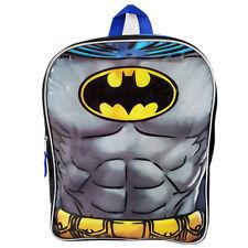 "Batman Chest Kids 15"" Backpack"