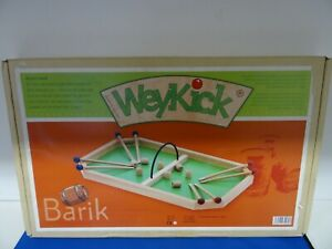 JEU D'ADRESSE - WEYKICK BARIK - WEY-260 - 2-4 JOUEURS/PLAYERS - BOIS