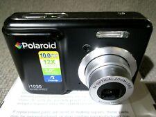 Polaroid I1035 10.0MP Digital Camera - Black, In Excellent Condition