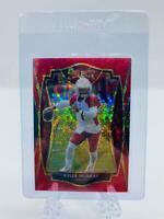 2020 Panini Select Football Kyler Murray Red Premier Level Prizm /49 #104