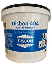 Caparol Disbon 404 Acryl-BodenSiegel Seidenmatt Kieselgrau 12,5 L
