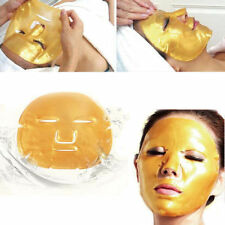 2 x Premium Crystal Collagen Gold Powder Eye Masks Face Pad Anti Ageing Wrinkle