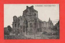 MONTDIDIER - Ruines de l'église Saint Pierre   (J6013)