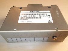 Siemens Simatic S5 6ES5470-8MC12 6ES5 470-8MC12 tested