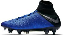 Nike Hypervenom Phantom 3 Elite Sg Df Soccer Cleat Blue Aj3812-401 Mn Sz 8 W 9.5