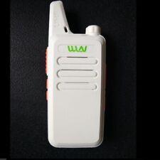 White Wln Kd-C1 Mini Walkie Talkie Uhf 400-470Mhz Prefessional Two Way Radio