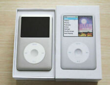 New Apple iPod Classic Video 7th Generation 160gb MP3/MP4 Player Silver - Sealed