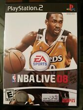 Nba Live 08 - PlayStation 2 Ps2 - Disc Only - Tested - Fast Free Ship!