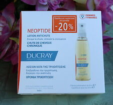DUCRAY  NEOPTIDE 3 x 30 ml. Anti-hair loss lotion.For women. NEW! Exp 2020