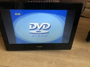 16 Inch LCD  TV With Built In Dvd Player , Hdmi , Freeview   - For Wall Mount