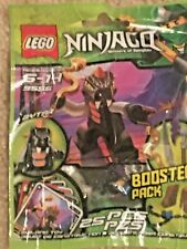 NEW LEGO 9556 NINJAGO Booster Pack BYTAR Snake Minifigure 25 pcs Building toy