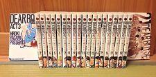 DEAR BOYS ACT3 1- 21 manga complete set Hiroki Yagami Japanese comic basketball