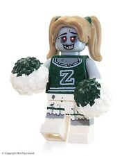 LEGO Collectible MiniFigures: Series 14: #08 - Zombie Cheerleader (Sealed Pack!)