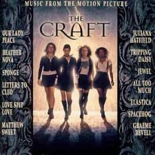 Craft (1996) Our Lady Peace, Heather Nova, Sponge, Letters to Cleo, lo [CD ALBUM]
