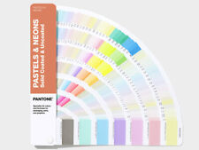 PANTONE Pastel & Neon Coated Guide. All 210 colours. Latest version. Brand New.