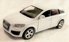 "RMZ City - 5"" Scale Model Audi Q7 V12 White (BBUF555016W)"