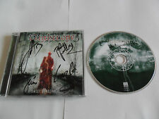 NIGHTRAGE - Sweet Vengeance (CD 2003) AUTOGRAPHED