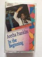 Vtg Aretha Franklin In The Beginning Cassette Tape Gospel Jesus