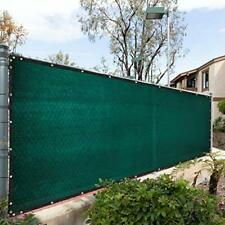 Royal Shade 6' x 50' Green Fence Privacy Screen Cover Windscreen with Heavy D...