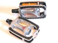 1 Paar  Fahrradpedale Anti - Rutsch Marwi UNION SP-811 Aluminium Pedal Pedale