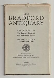 The BRADFORD ANTIQUARY, the Story of WILSDEN part 3, Aire & Calder Canal part 2