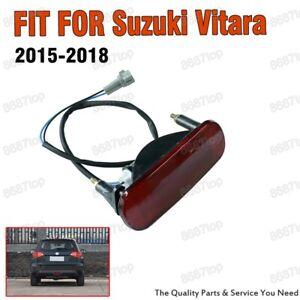 Tail Rear Bumper Driving Fog Light Lamp Reflector for Suzuki Vitara 2015-2018