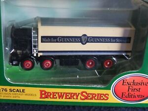 EFE AEC Ergomatic 4-axle Truck 1:76 Scale - various liveries available BOXED