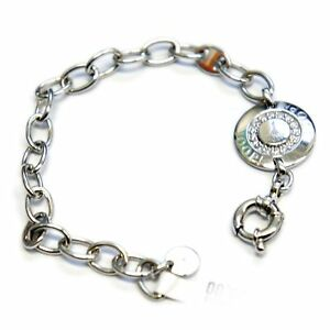 JOOP! RARITÄT Silber Damen Armband Armkette Zirkonia JJ0816 ehemalige-UVP€229,-