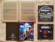 Dead rising 2 zombrex édition PS3 / FR / envoi gratuit