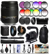 Objetivos macro Sigma para cámaras Canon