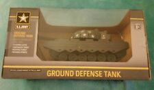 R/C Ground Defense Tank - Officially Licensed By Us Army