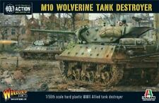 WARLORD GAMES 28MM WWII M10 WOLVERINE ALLIED TANK DESTROYER (PLASTIC) 13007