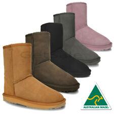 Short Classic UGG Boots Premium Sheepskin AUSTRALIAN MADE Water Resistant UNISEX