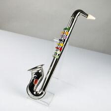 Musikus Studio Kinder Saxophon Lern System Color Instrument Alu Vintage 70er