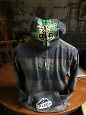 Official  Volcom Luchador Mask Hoodie