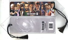 "Doctor Who 1st Eleven Doctors Lineup 2 1/4"" x 7 1/8"" Bookmark 2013, MINT SEALED"