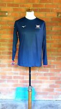Men's GB Rowing Performance Top. Mizuno, Navy Blue, Official Kit. 50% 0ff RRP.