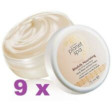 9 x Avon Planet Spa Blissfully Nourishing Shea Butter Hand, Elbow and Foot Cream