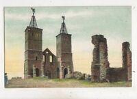 Herne Bay The Reculvers Kent Vintage Tuck View Postcard 570b