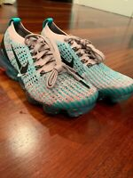 Nike Womens Air VaporMax Flyknit 3 South Beach Plum Chalk Size 7