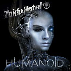 Humanoid (english Version) - Tokio Hotel CD ISLAND