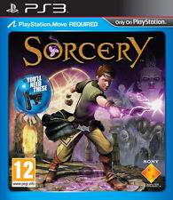 Sorcery PS3 Move Game *in Excellent Condition*